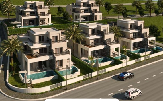 Amaros Sea View Villas Sahl Hasheesh