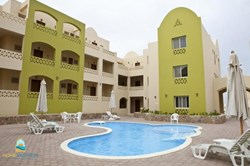 Apartment in Makadi