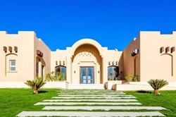 Dome style two bedroom property for Sale at Makadi Orascom - Hurghada