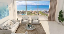 Sea View studio for sale in Alcamar ,Sahl Hasheesh