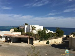 Seafront villa for sale
