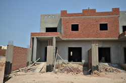 Unfinished half villa for sale at Magawish