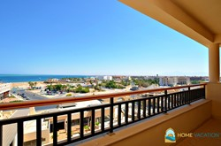 3 bedroom with panoramic sea view in Al dau heights.