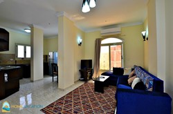 Fully furnished two-bedroom apartment for sale