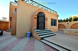 Stunning Fully Furnished Villa with Garden  for Sale at Magawish, Hurghada