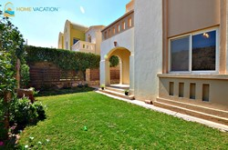 Two-bedroom apartment with private garden for long term rent at Makadi