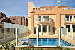 Stand alone villa with private swimming pool and sea view for sale