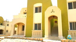 Apartment with a garden for rent in Makadi