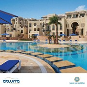 Panoramic sea view studio for sale in Azzurra Sahl Hasheesh