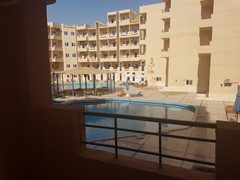 Two-bedroom apartment for sale at the Tiba Resort